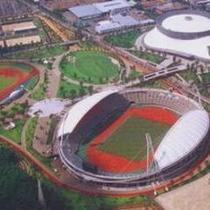 ■熊本県民総合運動公園<お車で約7分>