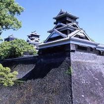 ■熊本城<お車で約20分>