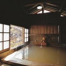 内風呂一例