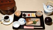 朝食(コーヒーサービス)