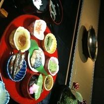 京のおばんざい朝食