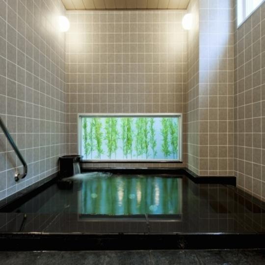 スーパーホテル岡崎の温泉