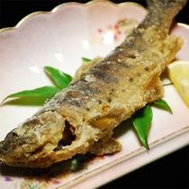 夕食-焼き魚