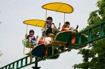スカイサイクル ※土、日、祭日、夏休みの営業です。
