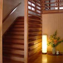 館内 ー階段ー