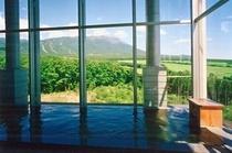 【天の湯】南部富士「岩手山」と一帯に広がる絶景を眺めながら至福の湯浴みをお楽しみください