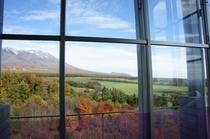【天の湯】晩秋の南部富士「岩手山」と麓の絶景を眺めながら至福の湯浴みをお楽しみください