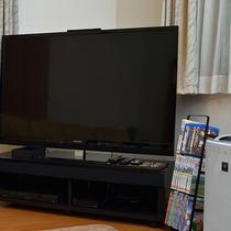 55型大型テレビ