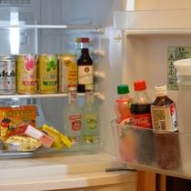客室内備品(冷蔵庫)
