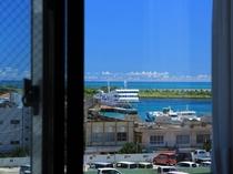 客室からの眺望:(一例)ハーバービュー・5階