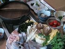 カワハギ鍋