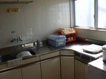 室内 キッチン