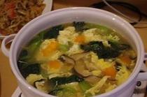 [お豆腐の中華風あんかけ]肌寒い日におすすめ!とてもヘルシーな一品。
