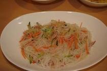 [春雨サラダ] これからの季節にピッタシ!お酢料理でサッパリと!
