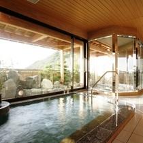 昼間の大浴場