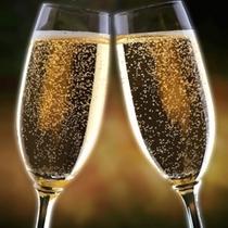 【シャンパン】記念日を乾杯!