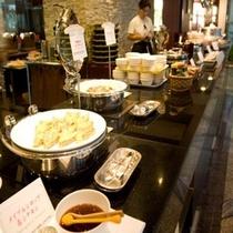 【ダイニング暖琉満菜】朝食バイキング/イメージ