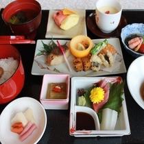 【和食コース(一例)】和洋中から選べるディナー