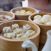 【ダイニング暖琉満菜】ランチバキング/人気の中華点心