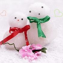 冬のカップルプラン♪
