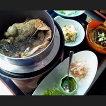 ひつまぶしにちょっと似たオリジナルの炊き込みご飯♪【富士まぶし】(一例)