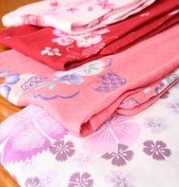 09/10女性デザイン浴衣3(赤色系)
