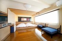 露天風呂付特別室1
