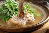 名物鯛柚子鍋