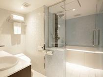 ダブルB・ツインA浴室