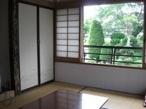 和室個室6畳 竹
