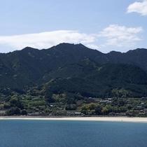 △熊野・大泊海水浴場