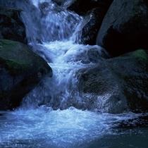 △熊野 雄々しき水の流れ