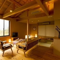 ◆(咲ら村 満月庵)室内2