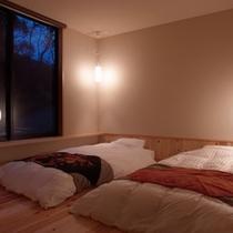 ◆(咲ら村 満月庵)ベッドスペース