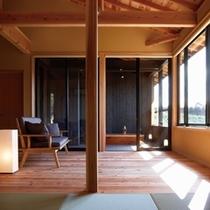 ◆(咲ら村 満月庵)室内
