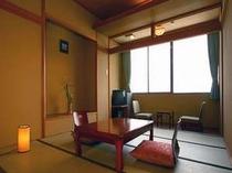【和室10畳】バス・トイレ付