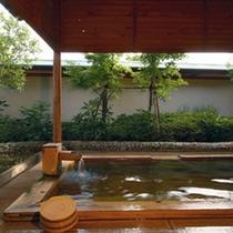 【1F庭園露天風呂】