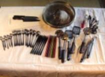 調理器具:箸など