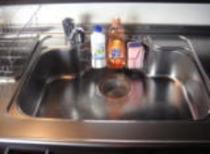 調理器具:シンク、洗剤