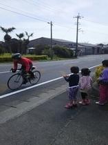 サイクリング屋久島