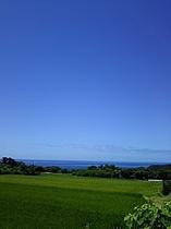 小島集落風景