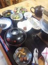 釜炊きご飯のヘルシー膳【朝食】