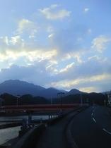 安房川からまんてん橋