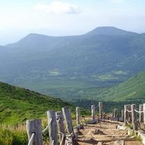 八甲田ロープウェー山頂からの景色