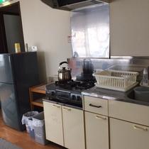 ・・・コテージCタイプ キッチン・・・