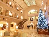 エトワールとクリスマスツリー