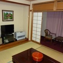 【客室例*3】和室★洗浄機能トイレ/液晶テレビ完備