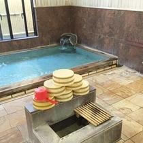 【大浴場*天然温泉】