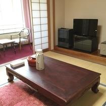 【客室例*2】和室★洗浄機能トイレ/液晶テレビ完備