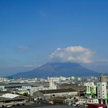 ◆桜島◆ 湯之平展望所は360°パノラマ絶景!